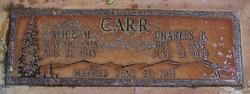 Alice M <i>Biddle</i> Carr