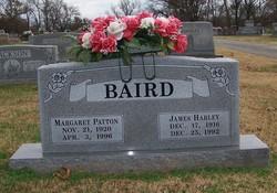 Margaret <i>Patton</i> Baird
