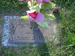 Naomi B Ashford
