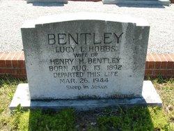 Lucy L <i>Hobbs</i> Bentley