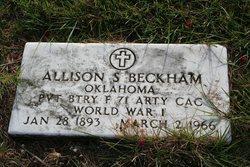 Allison Sires Beckham