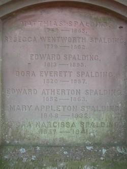 Edward Spalding