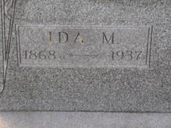 Ida M. Fechter