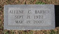 Aleene Elizabeth <i>Clybern</i> Barber