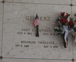 Mildred M <i>Trageser</i> Gilbert