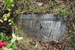 Clayton S. Beckham