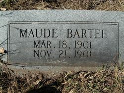 Maude Bartee