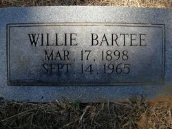 Willie Bartee