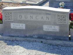 Lois <i>Tuggle</i> Duncan