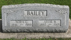 Nora C. <i>Coombs</i> Bailey