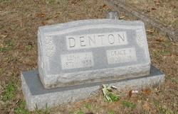 Lena <i>Jeter</i> Denton