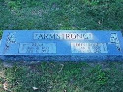 Rena <i>McCann</i> Armstrong