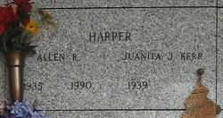 Allen R Art Harper