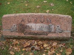 Emma Agnes <i>Sallee</i> Acton
