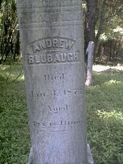 Andrew Blubaugh