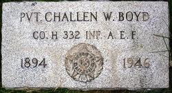 Challen Waychoff Boyd