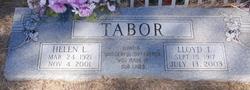 Lloyd Turner Tabor