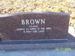 Revoe <i>Allen</i> Brown