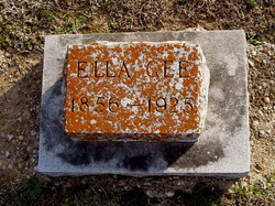 Mary Ella <i>Rowland</i> Gee