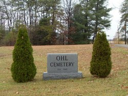 Ohl Cemetery