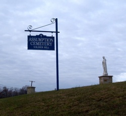 Assumption Cemetery-Soldier Hill