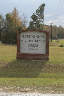 Primitive Grove Cemetery