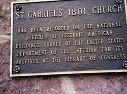 Saint Gabriels Episcopal Church Cemetery