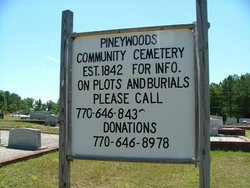 Piney Woods Community Cemetery