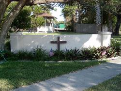 Cocoa Beach Community Church Memorial Garden