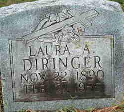 Laura A <i>Holland</i> Diringer