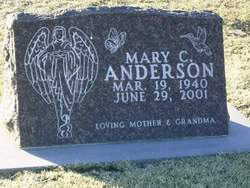 Mary C. Anderson