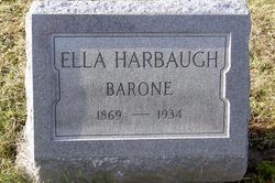 Ella <i>Harbaugh</i> Barone
