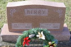 Herbert C Berry