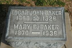 Edgar John Baker