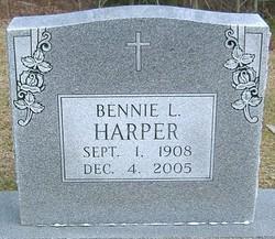 Bennie Lee Harper