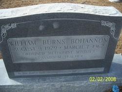 William Burns Bohannon