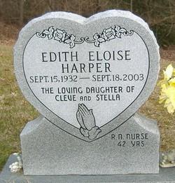 Edith Eloise Harper