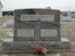 John Evans Humphreys