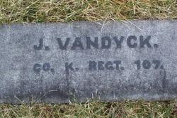 Pvt John VanDyck