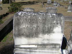 George M. D. Riley
