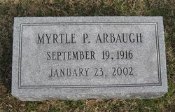 Myrtle Perkins Arbaugh