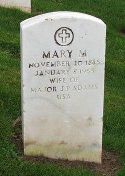 Mary M. Adams