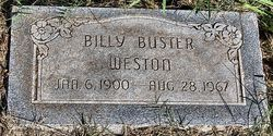 Billy Buster Weston