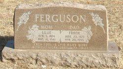 Lillie Ferguson