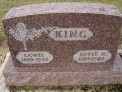 Effie Olive <i>Speese</i> King