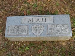 Annie Opal Ahart