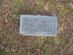 Taylor Ahart