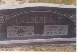 Addie Mable <i>Morgan</i> Lauderdale