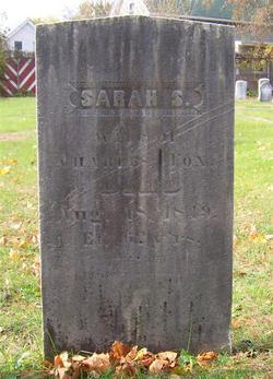 Sarah <i>Stearns</i> Fox