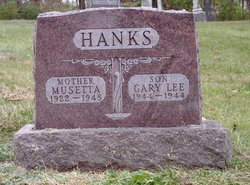 Gary Lee Hanks
